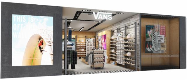 VANS/newbalance那須ガ―デンアウトレット店の画像・写真